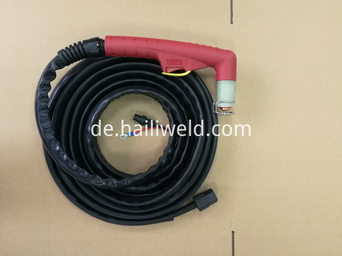 A101 Trafimet Air cooled plasma cutting torch