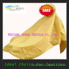 Tela 100% poliéster Raincloth / impermeable