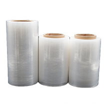 Packaging wrapping film Center Folded Shrink Film Customized Plastic Wrapping Film  for Cargo Wrapping