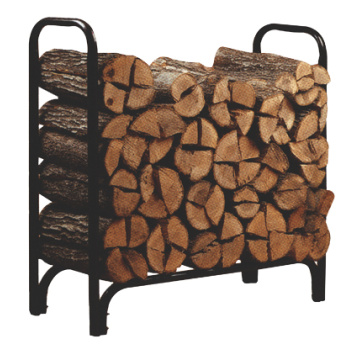 Outdoor Log Racks mit Abdeckung