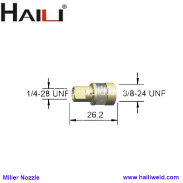 Miller Tip Adapter 169716 pour M15
