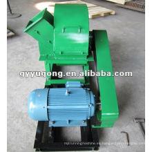 Trituradora de troncos de madera profesional / trituradora de madera con potencia 15kw