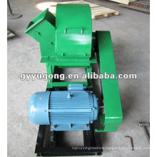 Professional wood log crusher /timber chipper with power 15kw