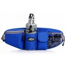 Deporte Botella Nylon bolso de la cintura para hombres y mujeres