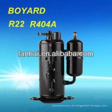 Klimaanlage 24000btu mit Dreh-Vertikal hermetischen r22 3HP Kompressor