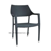Ротанга Стул/открытый стул/сад стул (stakable) 8001