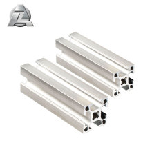 profilé d'extrusion en aluminium pour la fabrication de machines cnc