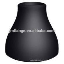 Redutor sem costura ASTM Black Oil Coated