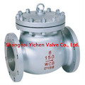 Swing Stainless Steel Flange China Check Valve (H44W)