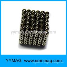 China nuevos productos en el mercado 5mm imán bolas