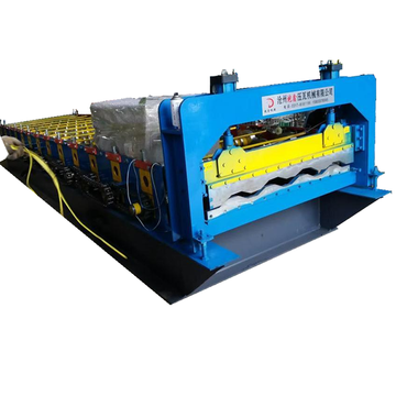 Rolling Board Container Profesional Roll Forming Machine