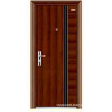Commercial Pop Design In Thailand Steel Security Door KKD-702 With Competitive Price and High Quality
