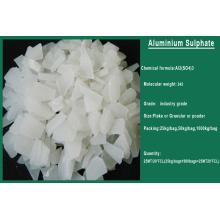 17% Químicos de tratamiento de agua Ninguno-Sulfato de aluminio férrico