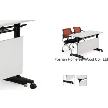 School Furniture Wooden Student Foldable Table (HF-LS719)