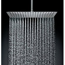 Large Square Rain Shower Head