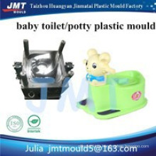 customized baby potty/closestool plastic injection mould tooling manufacturer
