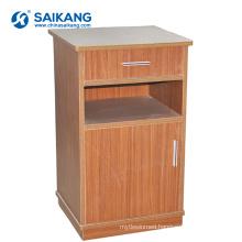 SKS011-2 Modern Newest Wooden Hospital Bedside Cabinets