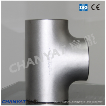 En/DIN Fitting Stainless Steel Tee 1.4462, X2crnimon22-5-3