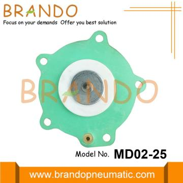 TH-4825-B TH-4825-C Taeha type membrane de valve d'impulsion MD02-25