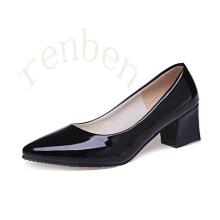 Sapatos de balé casuais novas mulheres quentes