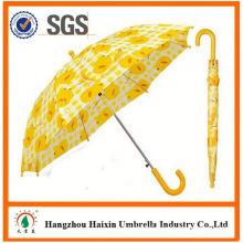 Professional Auto Open Cute Printing customized led umbrella