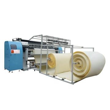 Machine matelassée informatisée industrielle de matelas de Looper pour des matelas de matelassage