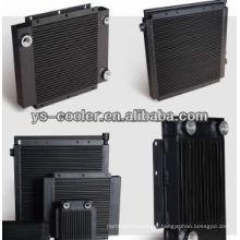 mechanical engineer oil cooler heat exchanger / hydraulic oil radiator