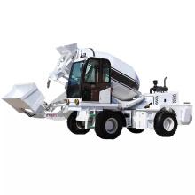china made Hydraulic pump 3.5m3 cement mixer truck price