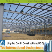 Meilleur vendeur et bâtiment en acier de haute qualité usine Jdcc1032