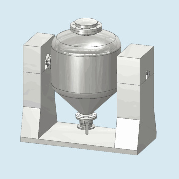 500L-30000L Industri Stainless Steel Crystallizer