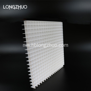 Eggcrate Decorative Return Air Filter Grille
