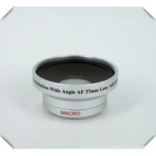37mm Digital High Definition 0.45X Super Wide Angle Lens For Canon Nikon DSLR
