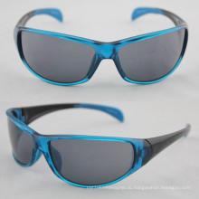 Спортивные поляризованные солнцезащитные очки с сертификацией CE / FDA / BSCI (91017)