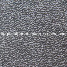 Lichee com forte resistência ao rasgo de móveis de couro PVC (QDL-515131)