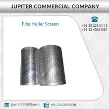 Anti Corrosive Rice Huller Pantalla disponible para Bulk Supply