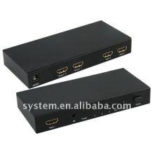 3X2 HDMI Schalter-Splitter