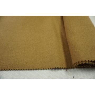 Tejido de lana de lana para el abrigo y la chaqueta