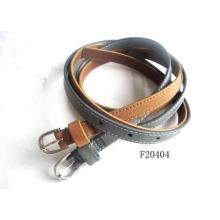 Cinturón skinny certificado de la competencia con precio competitivo