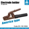 Welding electrode holder Code.DC-105