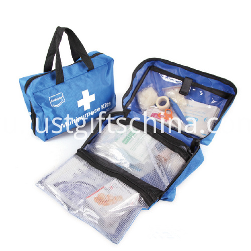Promotional Multipurpose Nylon First Aid Kit