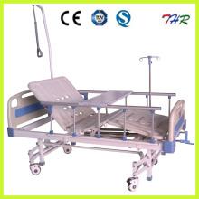 Lit de traction orthopédique d'hôpital à trois manivelles (THR-TB322)