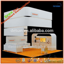 Exhibition Booth Designed and Produced by Detian Display