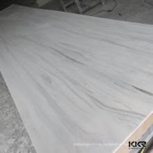KKR factory texture veining pattern solid surface 12mm