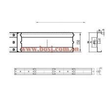 Уплотняющая колонна (VCD) Машина для производства рулонных валов Производитель Дубай