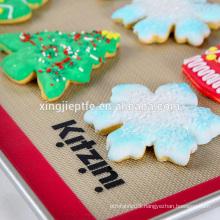 Alibaba retail colorful non stick silicone baking mat