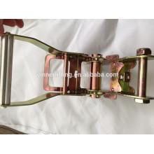 """2"""" Aluminium Standard avec Boucle à Cliquet avec deux de printemps et d'engins"""