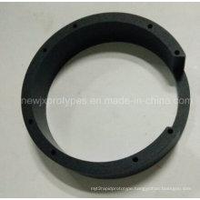 Black Anodizing High Precision Aluminum CNC Processing Parts
