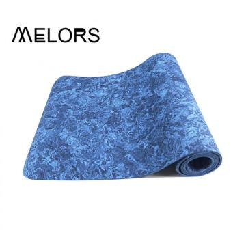 Melors Custom Printing Extra Thin Camouflage 요가 매트