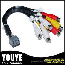 Automotive Car Wire Harness Use for Radio Acoustics