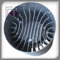Lámpara de techo de fundición a presión de aluminio OEM CNC